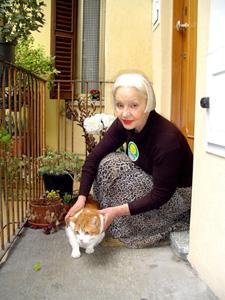Elisa Detti , un'ambientalista animalista in zona 5