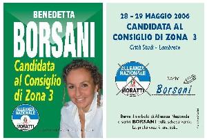 Benedetta BORSANI