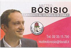 Matteo Bosisio