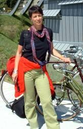 Elena Barusco per una Città Bicicompatibile